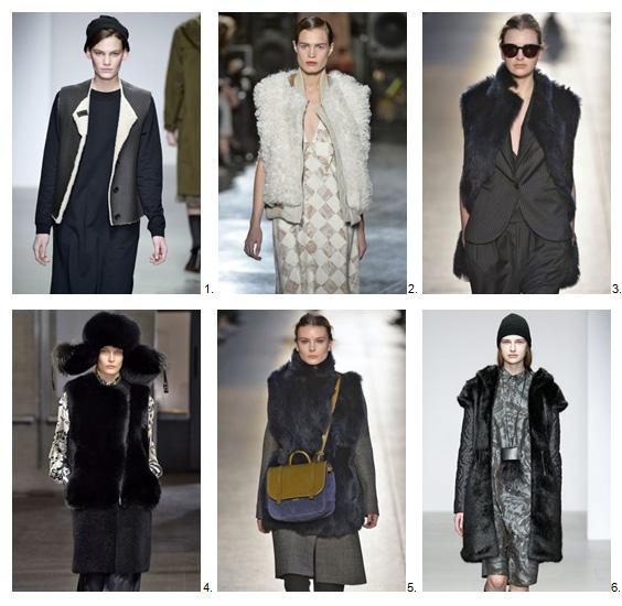Popular Trend of London #3 - Modern vest