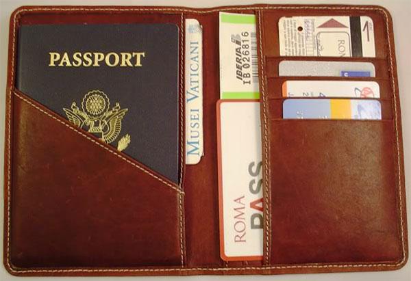 Passport Holder / Cover