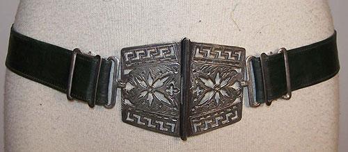 Early modern belt