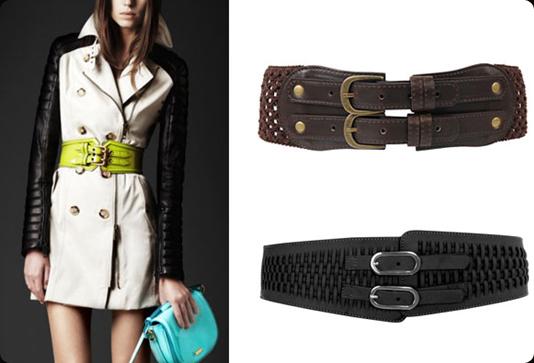 Double Wide Belt + Jacket