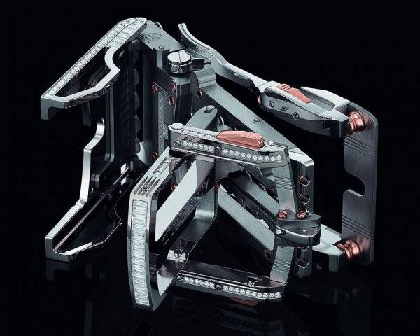 The secend buckle design