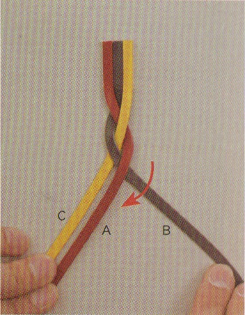 Three Flat Weaving 8