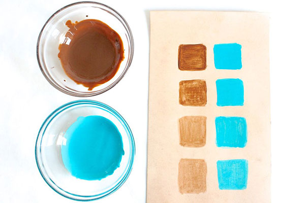 Dilute Your Dyes