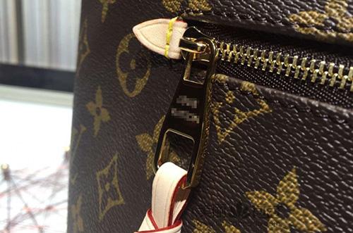 Handbag slider broken